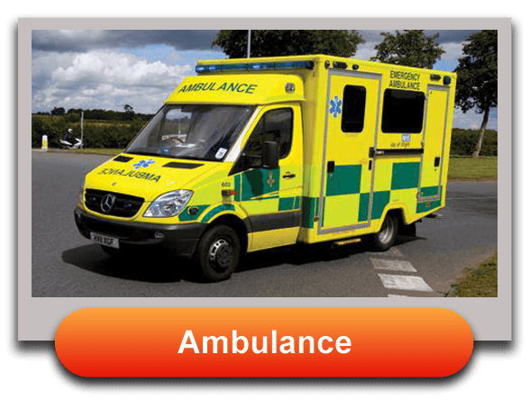 Emergency Services Ambulance-Sector