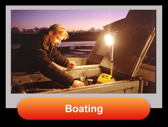 Boating-compressor