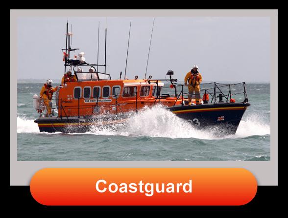 Emergency Services Coastgard-Sector
