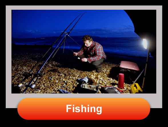 Fishing-compressor