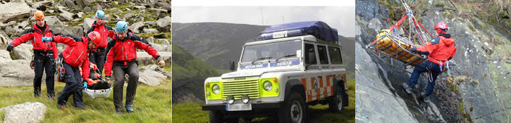 Mountain Rescue BANNER