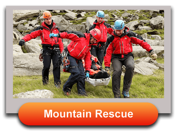 Emergency Services Mountain-Rescue
